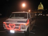 A thumbnail picture of Michael's 2007 Intactivist Van